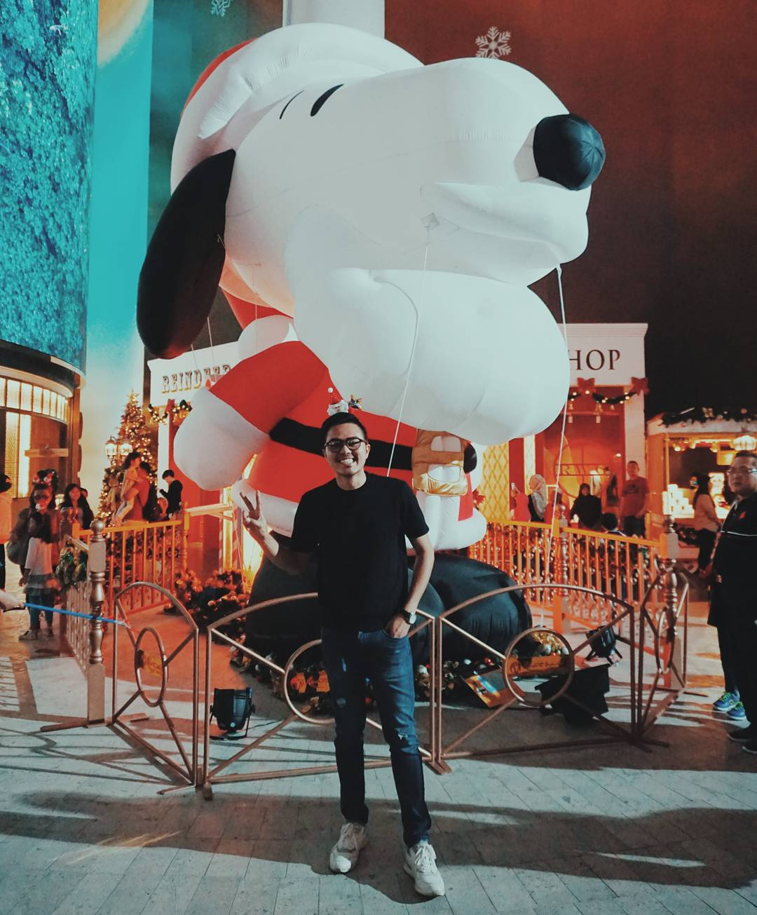SKYMPHONY AND SNOOPY IN RESORTS WORLD GENTING