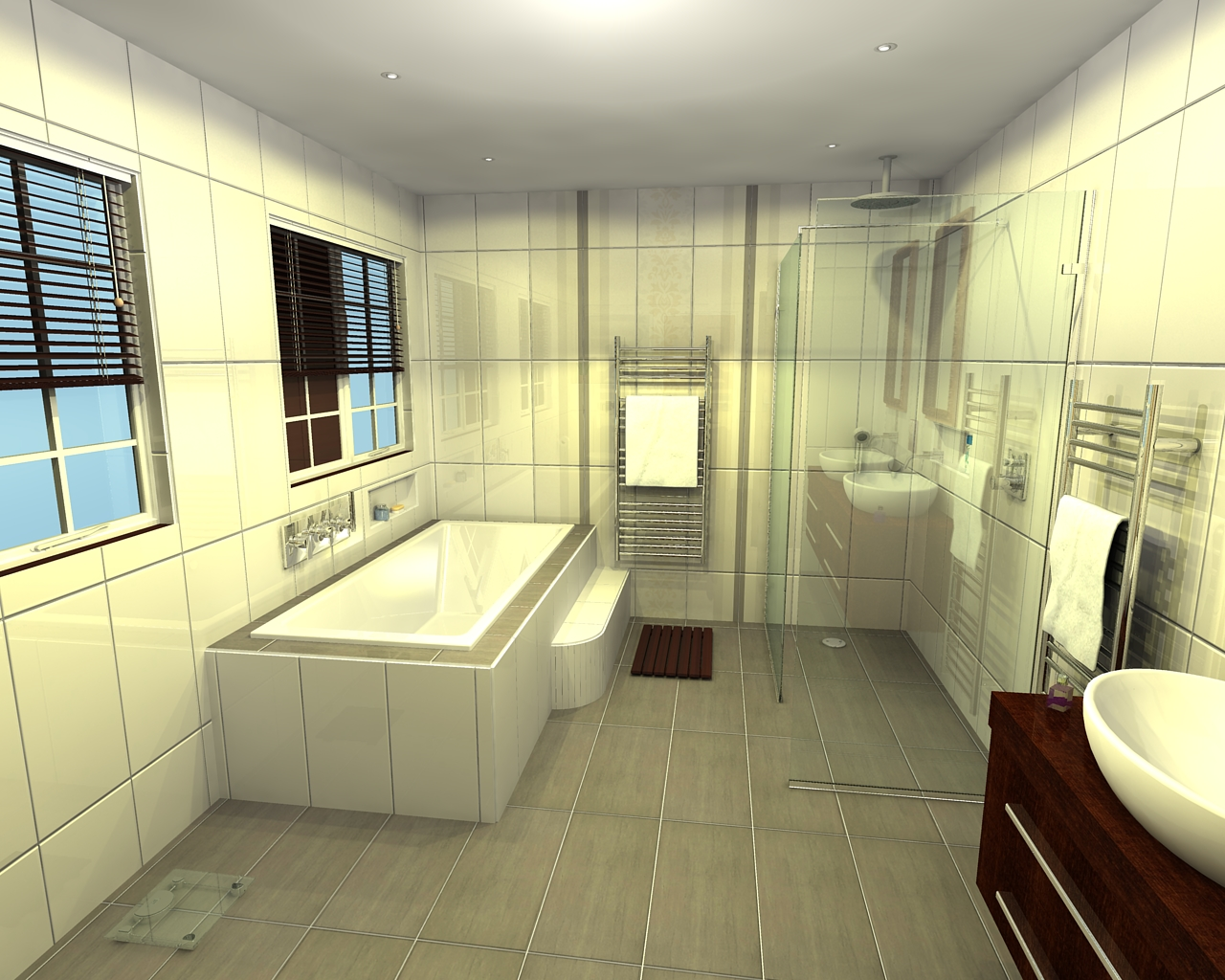 balinea bathroom design blog wet rooms and walk in showers. Black Bedroom Furniture Sets. Home Design Ideas