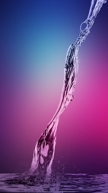 Drop Wallpaper Galaxy Note 7
