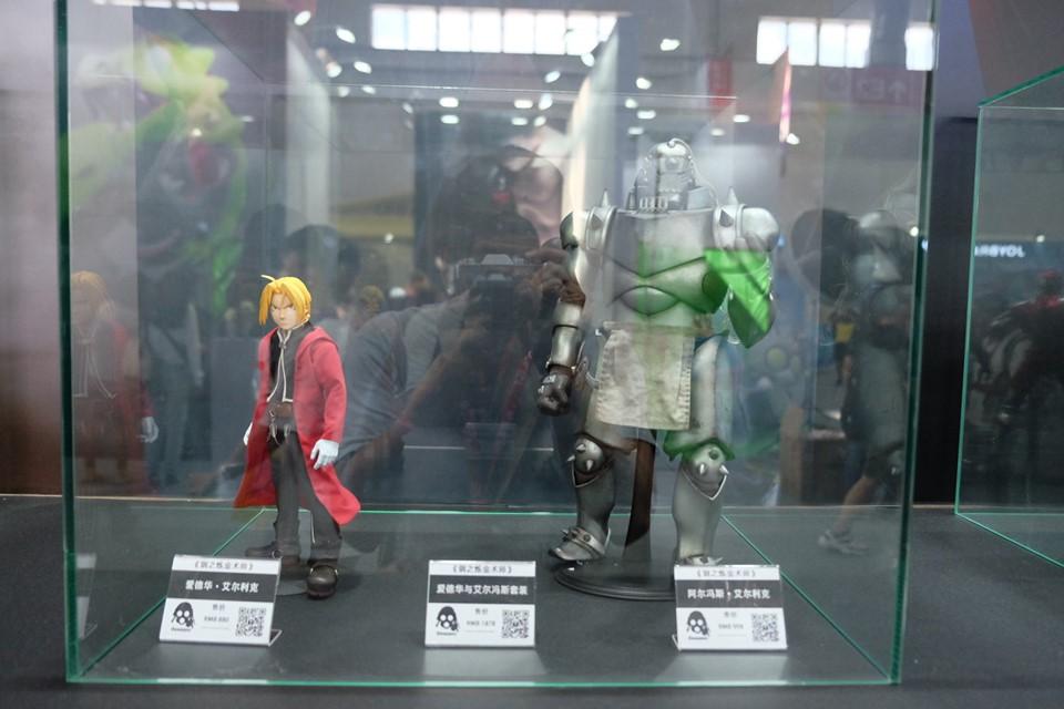 Full Metal Alchemist Bandai Gashapon Mini figure-Maes Hughes
