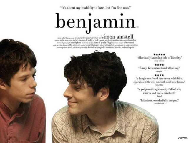 """VER ONLINE PELICULA """"BENJAMIN"""""""