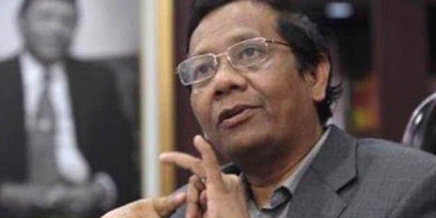 Bubarkan Pengajian Islam, Prof Mahfud MD: Banser Melanggar Hukum