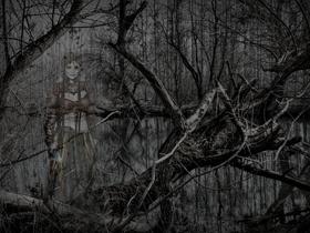 魔女の森(素材使用)