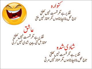 funny sms in urdu