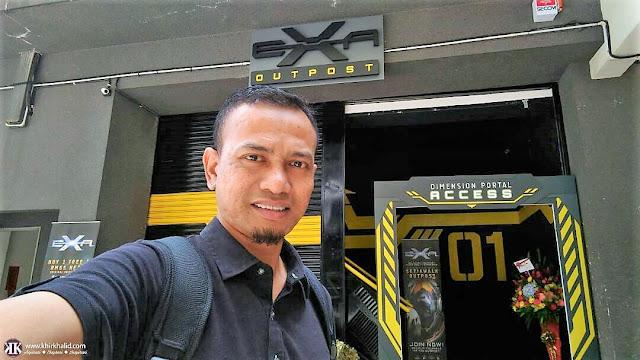 EXA Outpost, Setiawalk, Puchong,