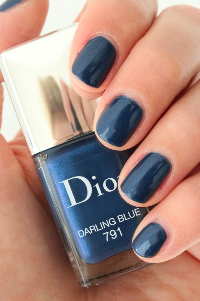 Dior Vernis in Darling Blue