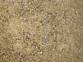 Коричневые оттенки песчаника с крупными вкраплениями