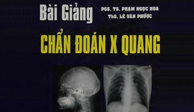 Bài giảng Chẩn đoán X Quang