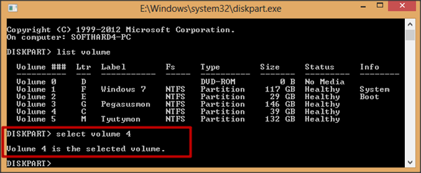 how to create hard disk partition in windows 8