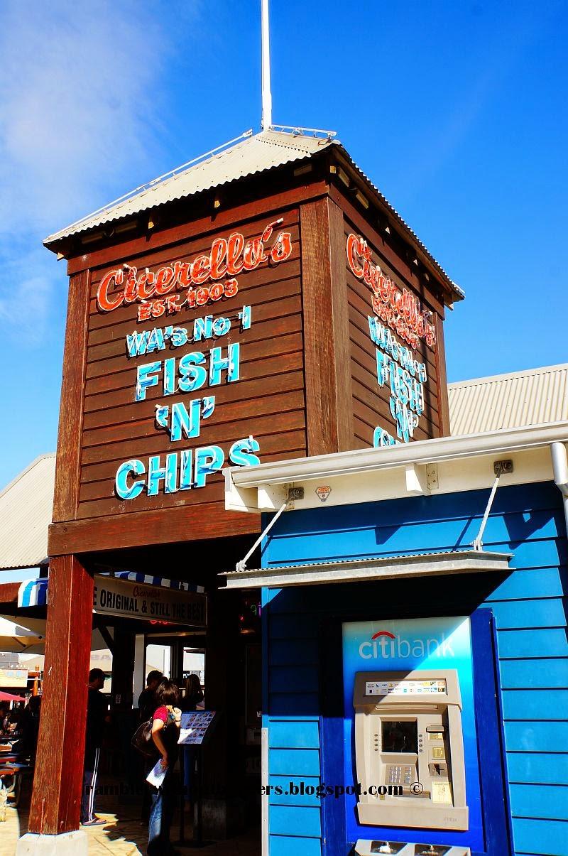 Cicerello's, Fremantle, WA, Australia