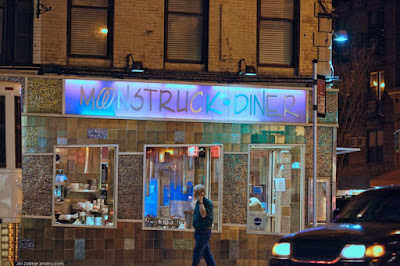 Moonstruck diner New York