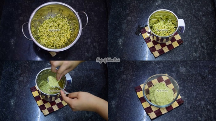 Gujarati Dalwada - Moong Dal Vada - गुजराती दाल वडा -  मूंग दाल वडा - Priya R - Magic of Indian Rasoi
