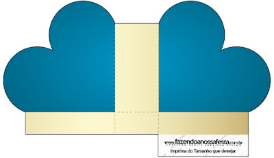 Golden and Blue: Free Printable Boxes.