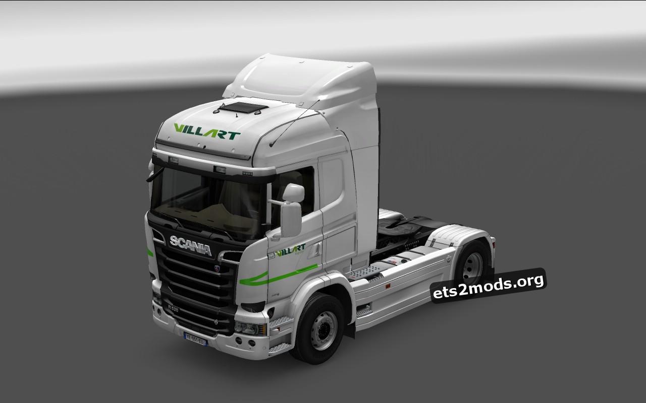 Villart Logistic Combo Pack