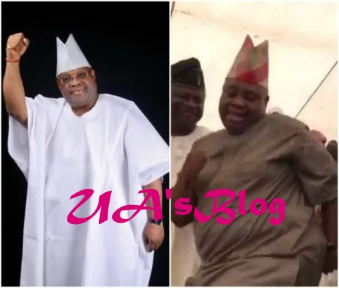 OSUN 2018: Don't Worry, Politically Impotent Dancing Senator Adeleke Is Just A Clown