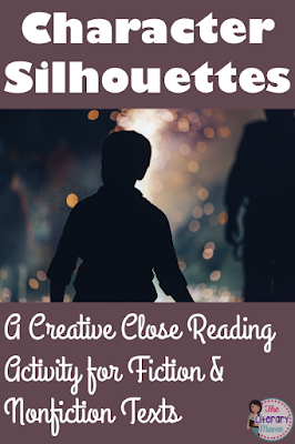 Creating character silhouettes is a creative way to conduct a close reading of character or figure from an assigned or selected fiction or nonfiction text. This activity can be used with any grade level, during or after reading any text, and reinforces the ideas of character and characterization while asking students to closely examine evidence from the text.