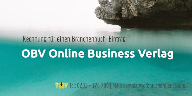 OBV Online Business Verlag