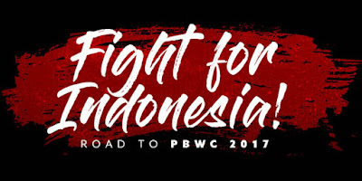 event pb fight for indonesia