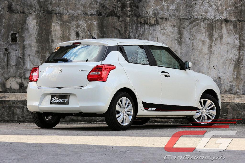 Review: 2018 Suzuki Swift 1 2 GL M/T | Philippine Car News
