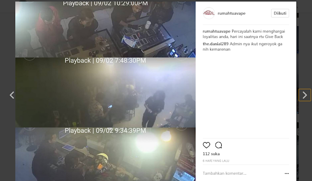 Tragedi Vape BERDARAH!! Sebelum Abi Dikeroyok hingga Tewas, Ada Sayembara di Instagram Rumah Tua Vape Berhadiah Rp.5 Juta