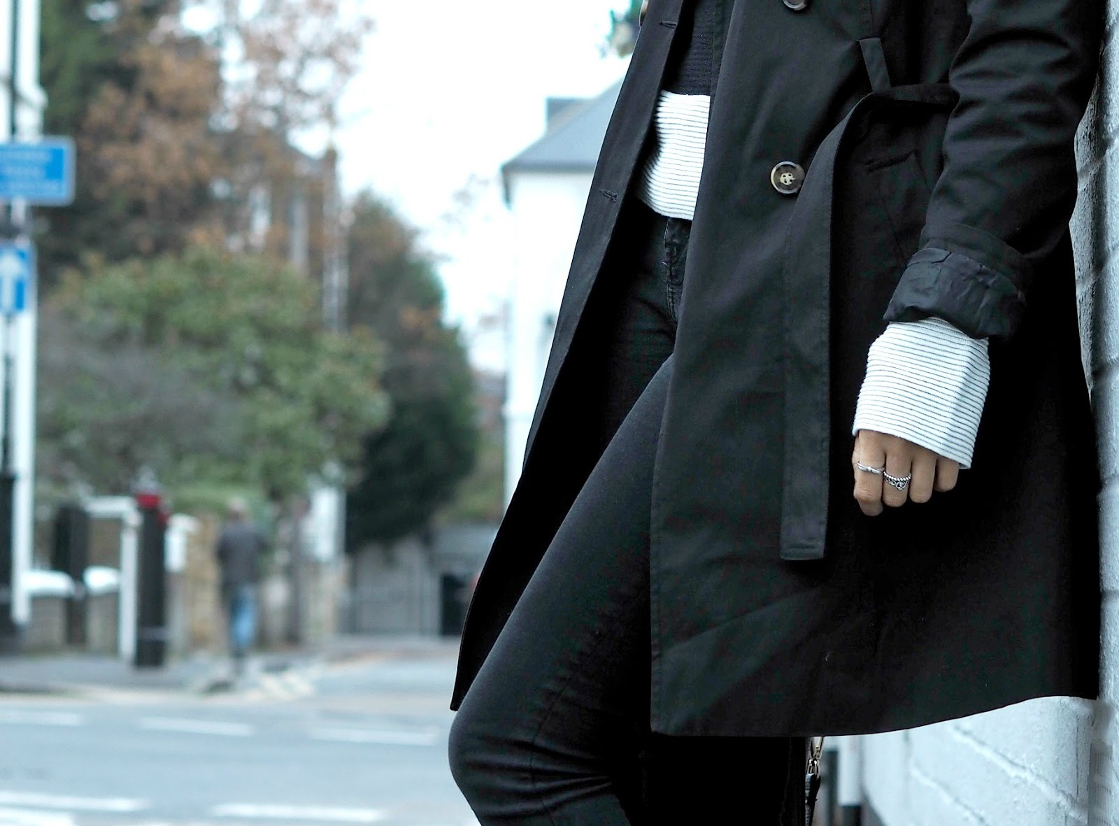trench coat for winter