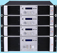 Power Amplifier Sound System