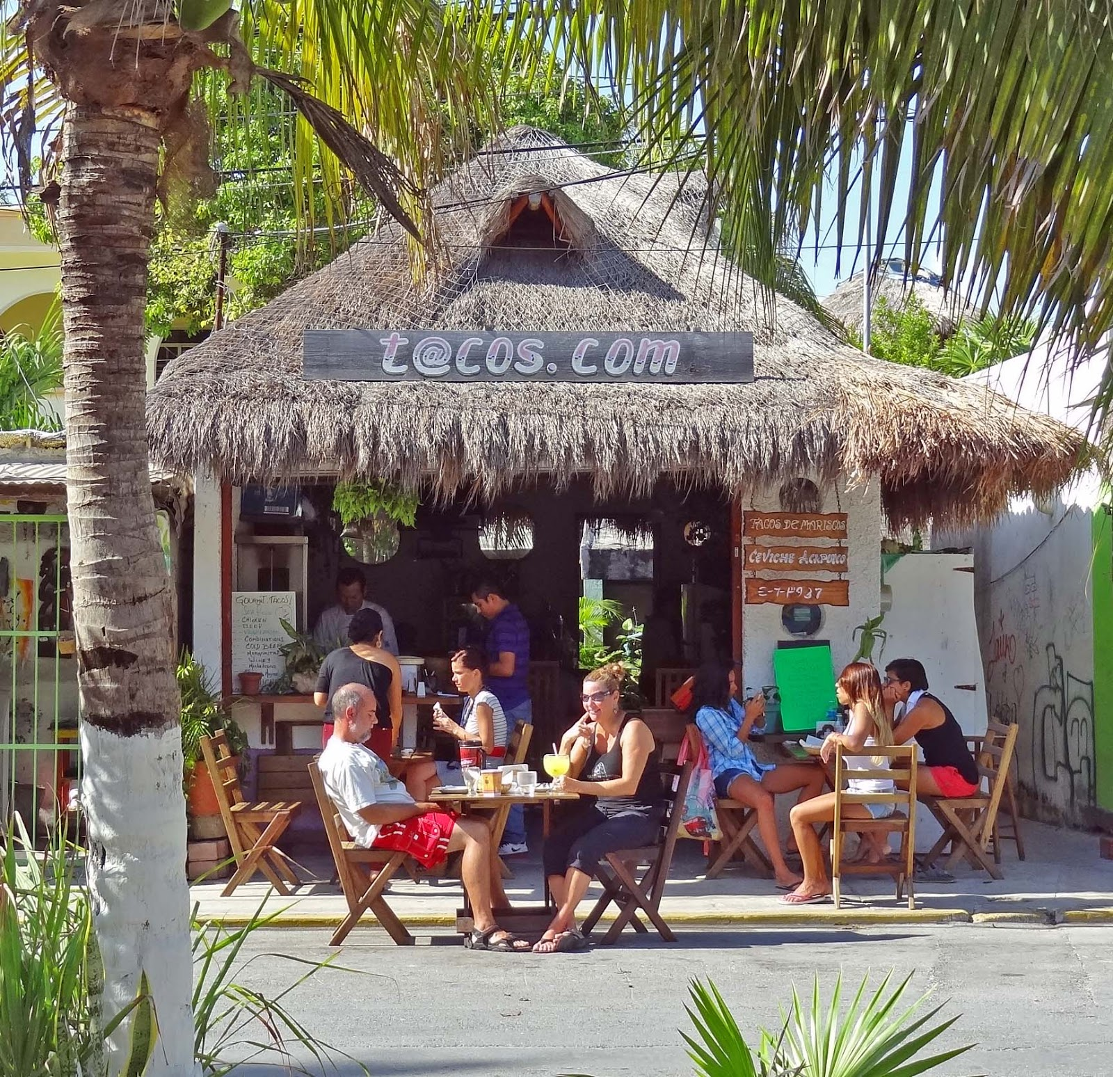 Joe S Retirement Blog A Few Restaurants Puerto Morelos