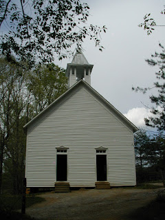 This is the Methodist Church, built in 1902.
