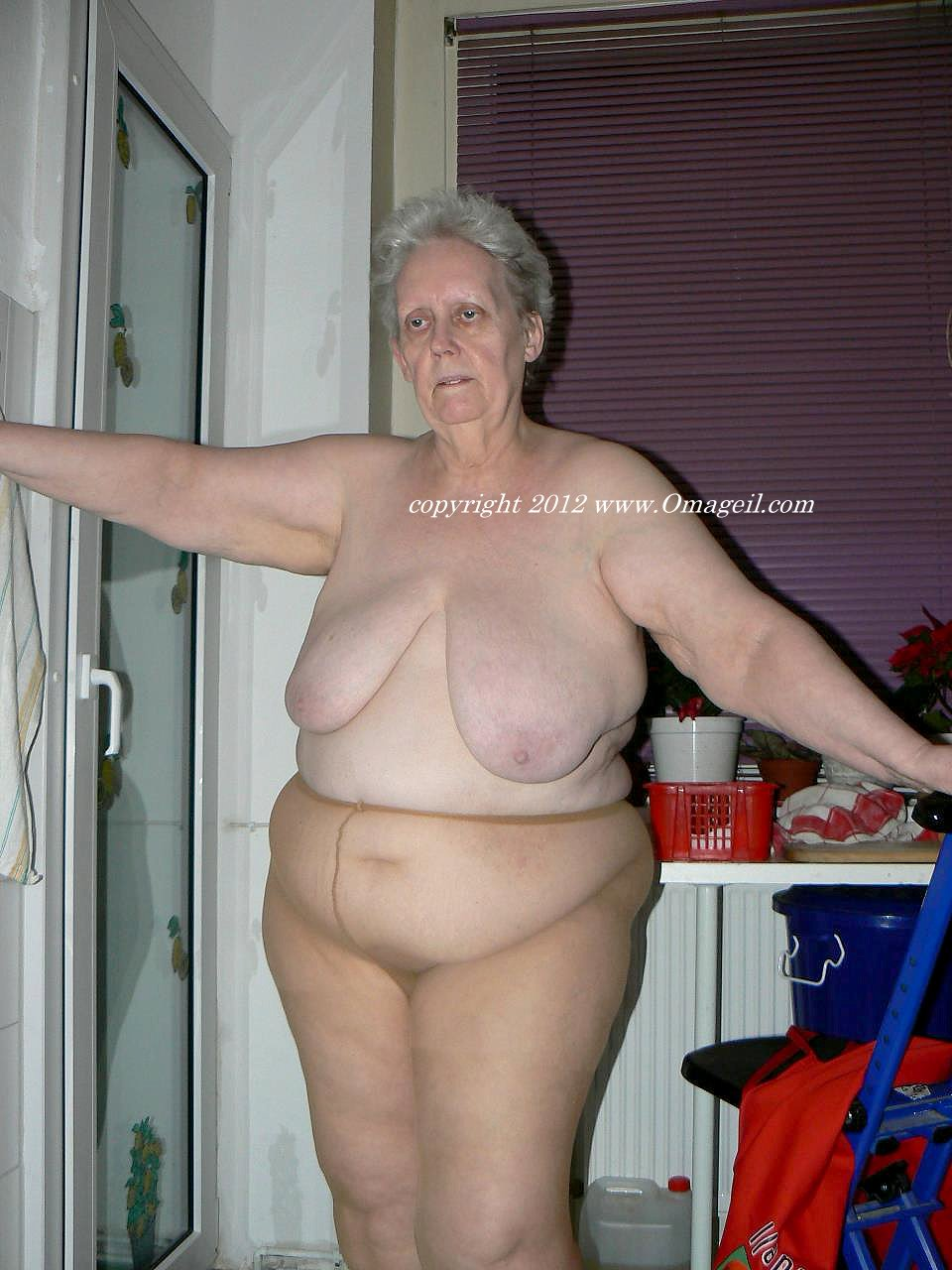 Free busty grandma think, that