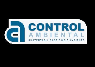 Control Ambiental Logo Vector