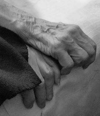 Marieta Pancheva, libros, manos, abuela, soledad
