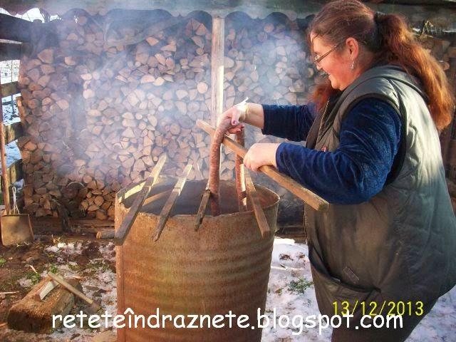 Cum se afuma carnea de porc-Retetele bunicii de Cristina G.