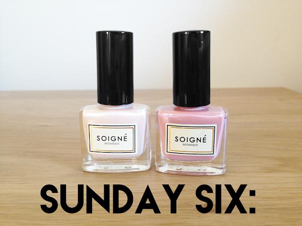 Sunday Six #3   Lifestyle