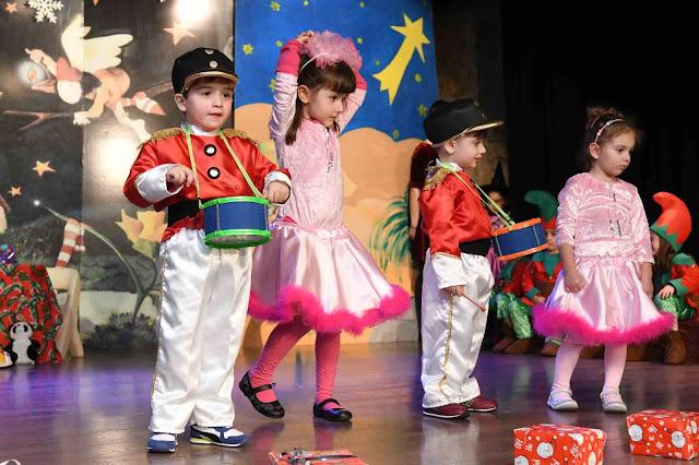 """Εξαιρετική η Χριστουγεννιάτικη γιορτή του Παιδικού Σταθμού """"Νέα Χλόη"""" στο Άργος"""