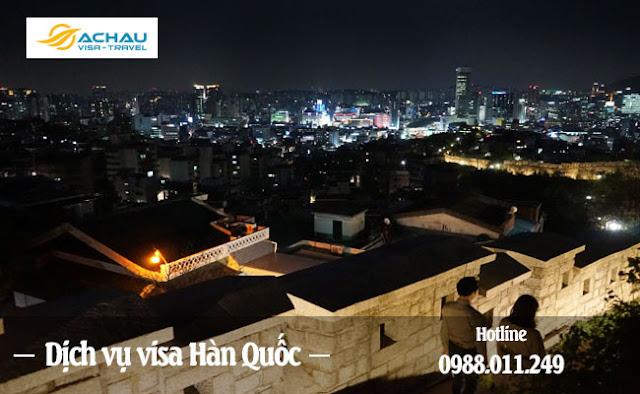 Dịch vụ visa Hàn Quốc ở Đắk Nông