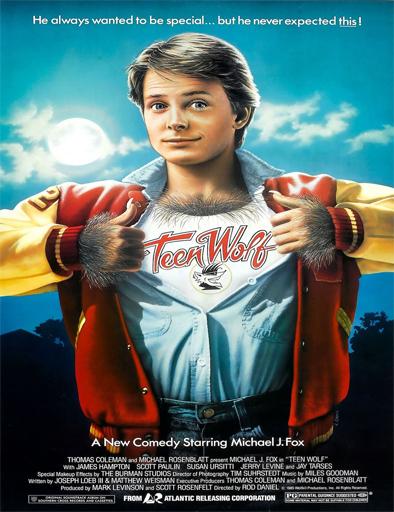 Ver Lobo adolescente (Teen Wolf) (1985) Online