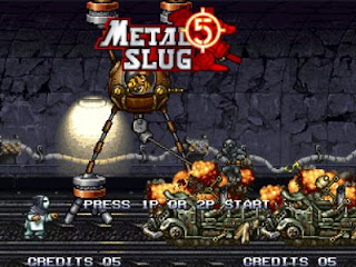 Metal Slug 5 Game Free Download Full Version