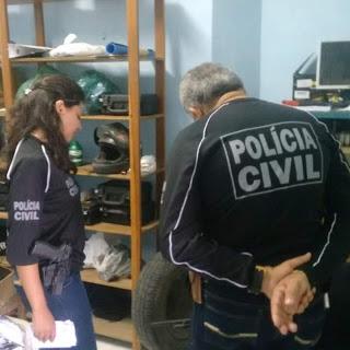 Polícia Civil realiza operação em Aracati e desmonta esquema de corrupção na guarda municipal e demutran
