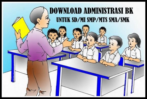 Download Administrasi Bimbingan Konseling Siswa Lengkap Semua Jenjang