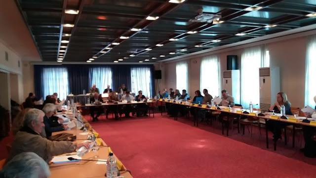Τα θέματα που συζητήθηκαν στο τελευταίο Περιφερειακό Συμβούλιο