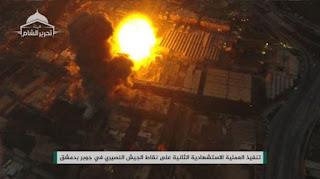 Allahu Akbar! Pejuang Suriah Rebut Sejumlah Pos Militer