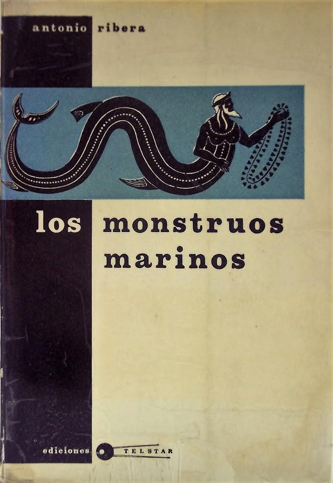 ¿Existen los Monstruos Marinos? por Antonio Ribera