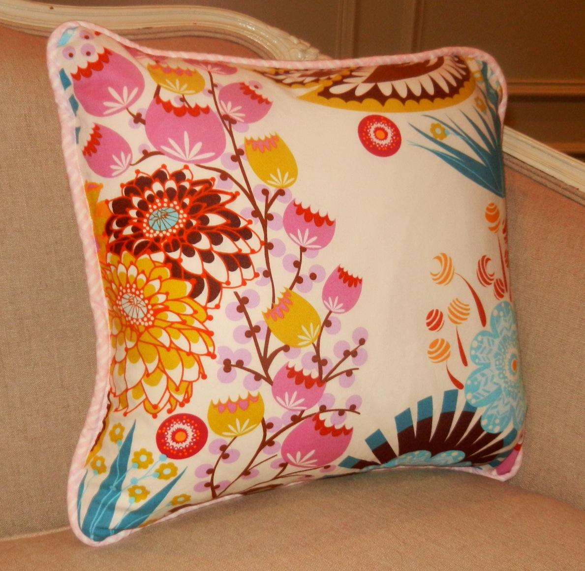 Sally Craft: Anna Maria Horner Pillow