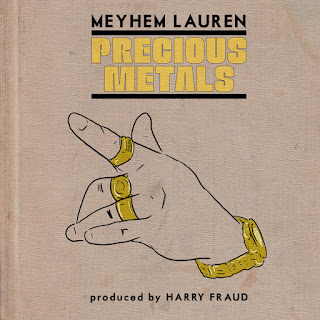 Meyhem Lauren & Harry Fraud - Precious Metals (2016) - Album Download, Itunes Cover, Official Cover, Album CD Cover Art, Tracklist