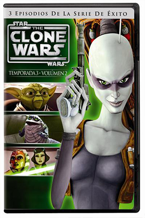 Star Wars: The Clone Wars o Star Wars [Temporada 3] [Mega] [HD]