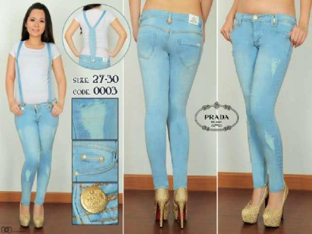 Jegging Channel, Celana Jeans Wanita, Grosir Jeans
