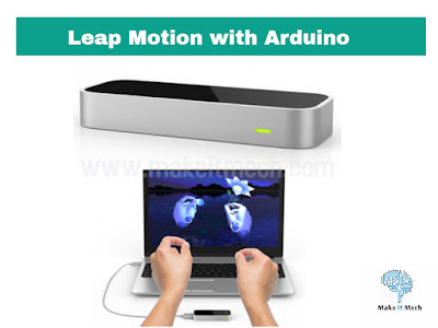 leap motion tutorial with arduino