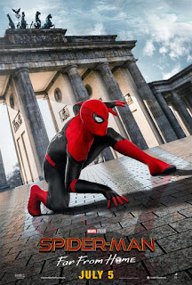 Spider-Man: Far From Home First Look Poster 4