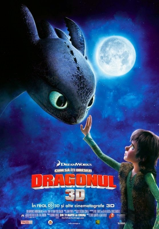 how to train your dragon 2 in hindi