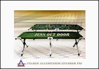 Pabrik, Tempat, Produksi, Pembuat Velbed allumunium/ folding bed tenda